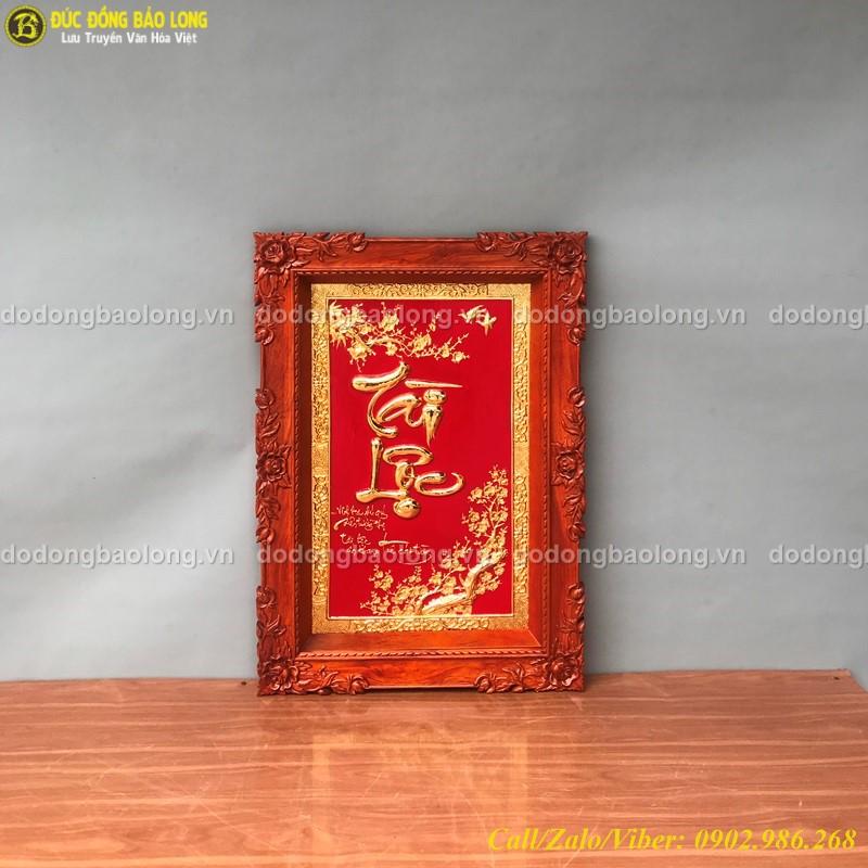 tranh_chu_Tai_Loc_thu_phap_bang_dong_ma_vang_86x61_1.JPG